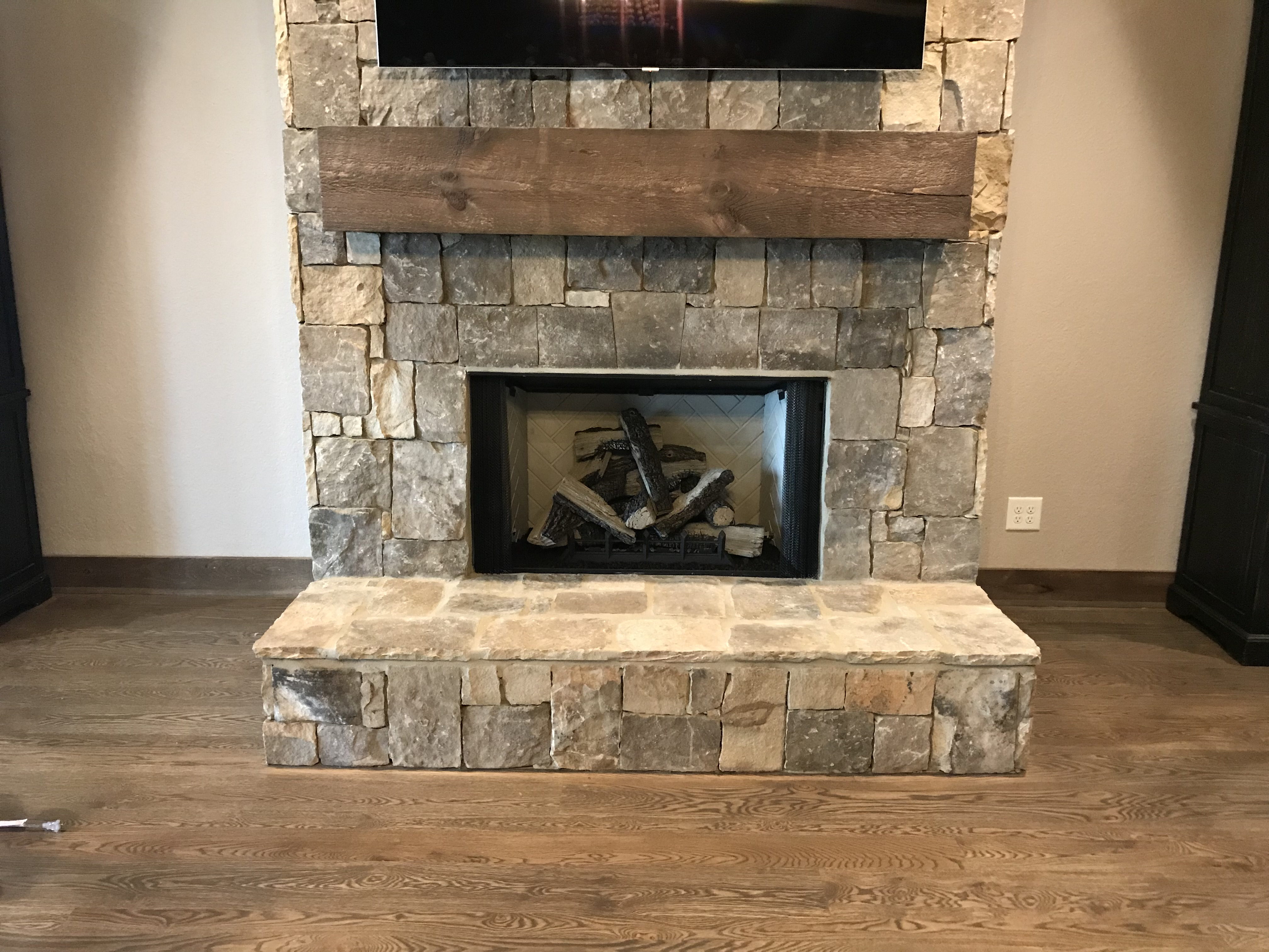 Canton fireplaces indoor gallery image 5